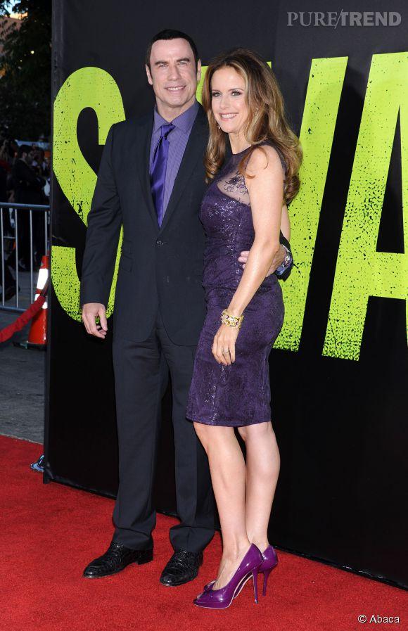 John Travolta revient sur les rumeurs qui l'imaginent homosexuel.