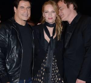 """Les 20 ans de """"Pulp Fiction"""" à Cannes cette année."""