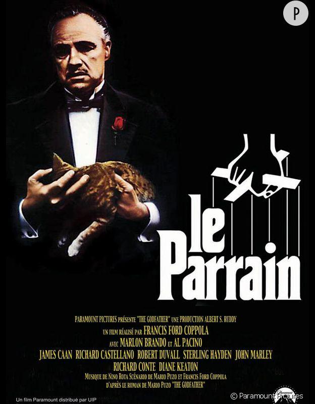 """""""Le Parrain"""" de Francis Ford Coppola avec Al Pacino et Marlon Brando © Paramount Pictures"""