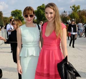 Marie-Josée Croze et Déborah François, deux actrices pour le prix d'une !