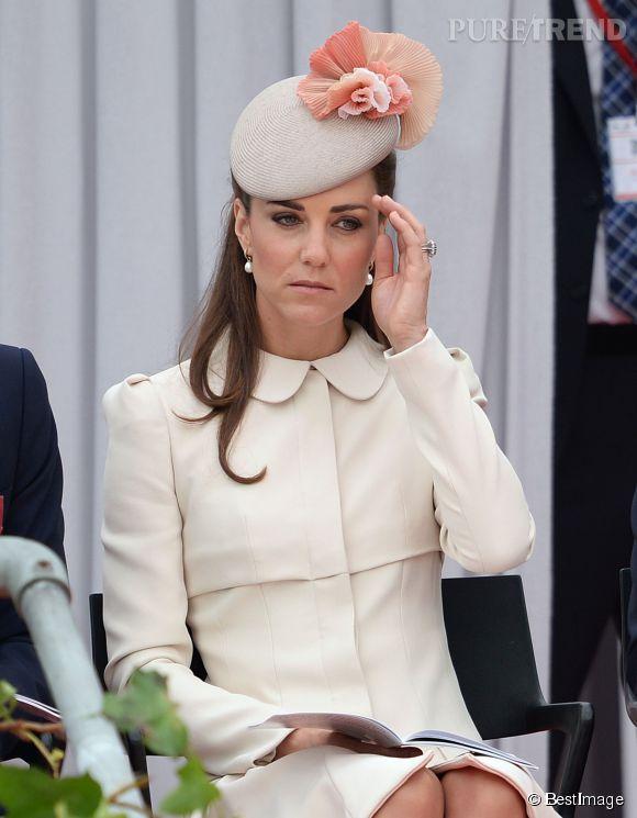 Kate Middleton est toujours malade et a encore annulé une visite officielle dans une école primaire de Londres.