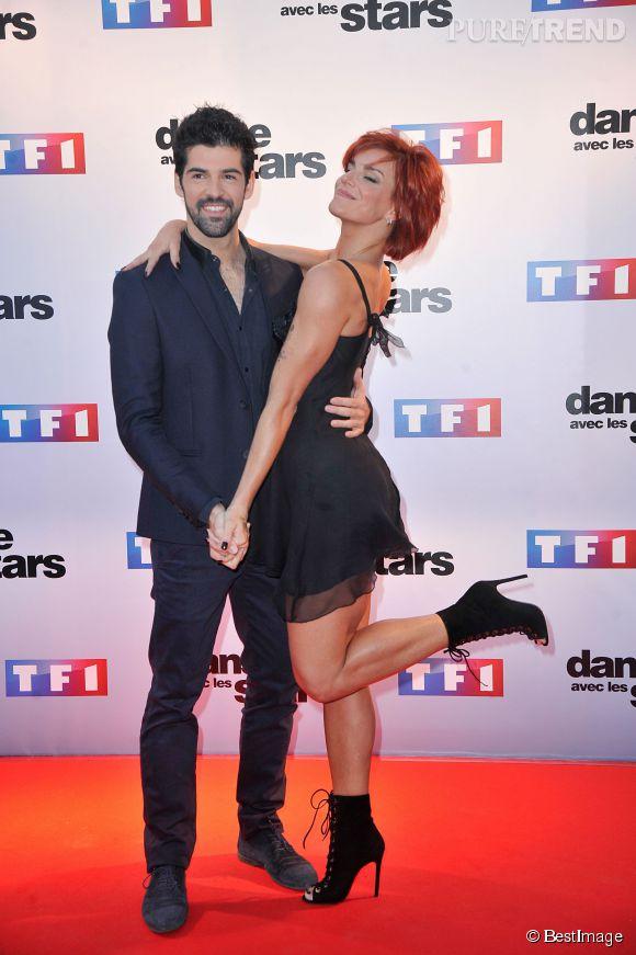 """Miguel Angel Muñoz et Fauve Hautot sont un des binômes de """"DALS 5"""". L'acteur a posté un message sur Twitter en hommage à son ami et partenaire disparu, Pedro Peña."""