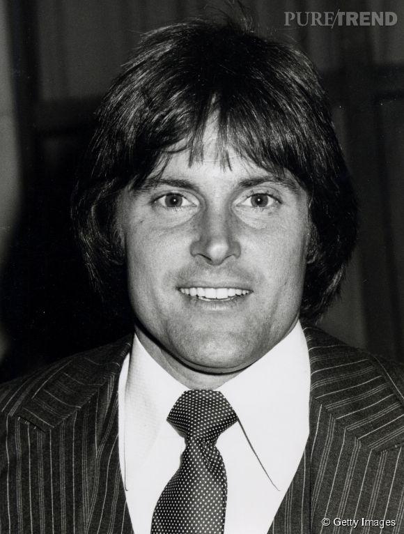 Bruce Jenner en 1980.