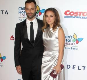 Natalie Portman et Benjamin Millepied, couple glamour à Hollywood.