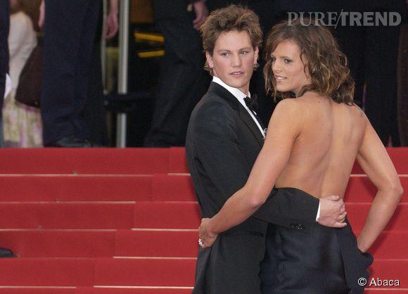 Laure Manaudou et son ex-petit copain Pierre Henri. Elle l'accuse d'être à l'origine de la diffusion de ses photos nues sur Internet en 2007.