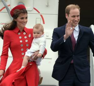 Kate Middleton, William et George : la facture de leur séjour en Australie !