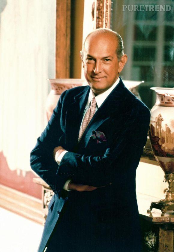 Le couturier Oscar de la Renta est décédé dans la nuit du lundi 20 octobre 2014. Il avait 82 ans.