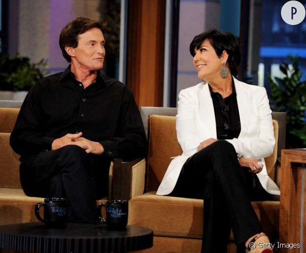 Bruce Jenner et Kris Jenner seraient toujours amis selon la momager.