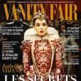 L'interview intégrale est à découvrir dans le numéro de novembre 2014 de  Vanity Fair.