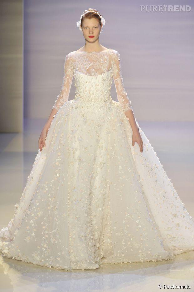 Robe de mariée Georges Hobeïka Prix sur demande