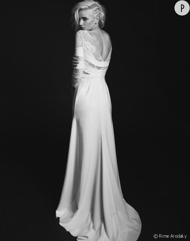 Robe de mariée Rime ArodakyPrix sur demande