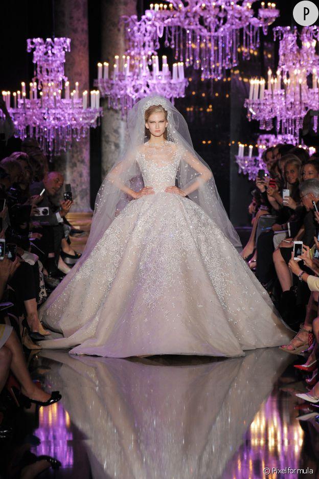 Robe de mariée Elie SaabPrix sur demande