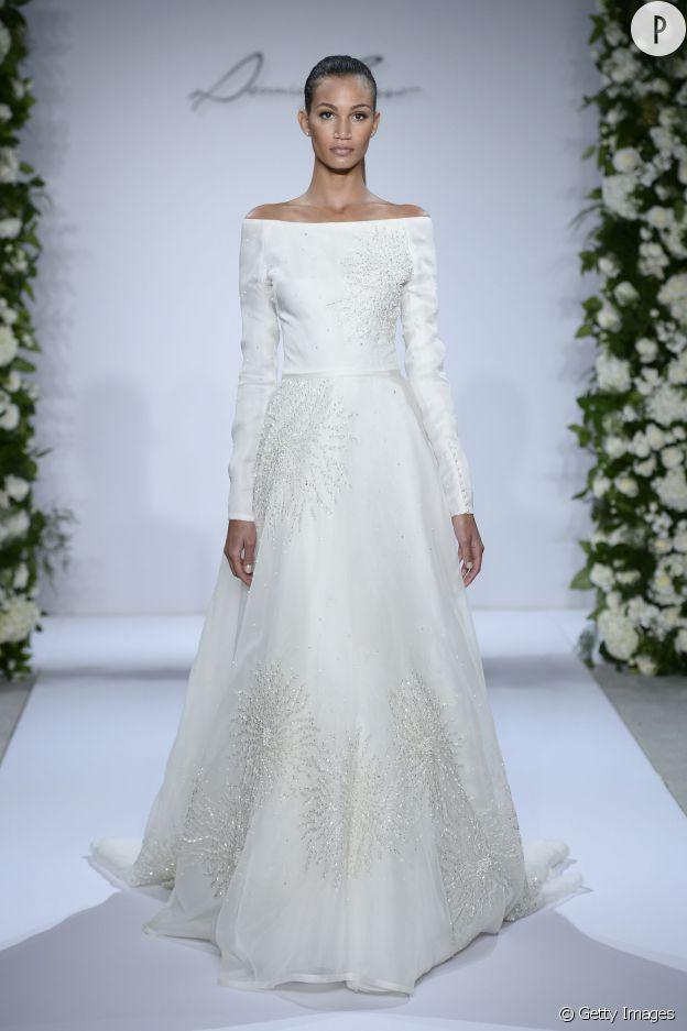 mariage en hiver 10 robes de mari es tendances pour dire. Black Bedroom Furniture Sets. Home Design Ideas