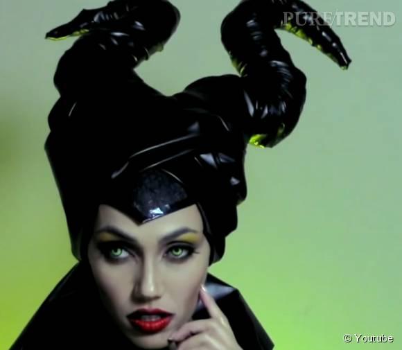 Connu Halloween : Maléfique, poupée gothique, les meilleurs coiffures OA53