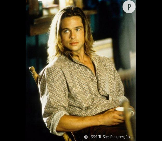 """Brad Pitt dans """"Légendes d'automne""""."""