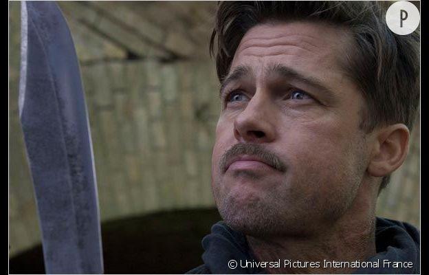 """Brad Pitt dans """"Inglourious Basterds""""."""