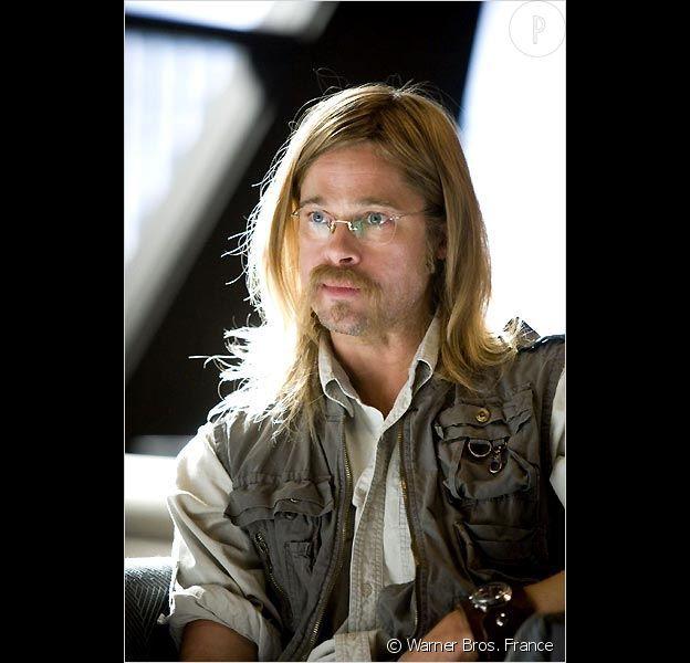 """Brad Pitt dans """"Ocean's 13""""."""