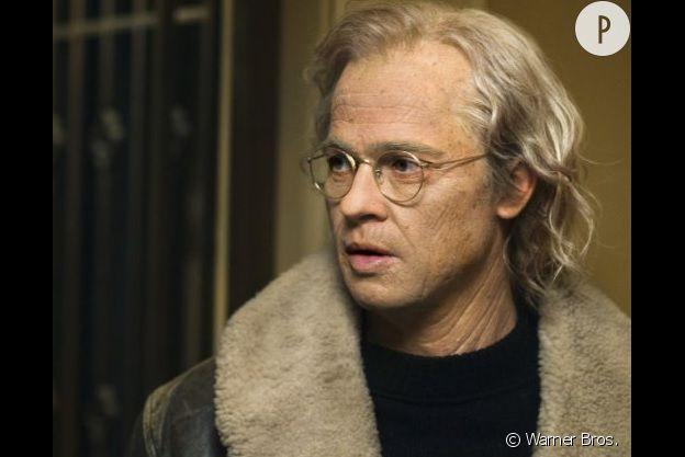 """Brad Pitt dans """"L'Etrange histoire de Benjamin Button""""."""