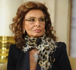 """Sophia Loren et la prison : """"l'expérience la plus traumatisante que j'ai vécu"""""""