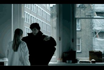 "Benedict Cumberbatch, Sherlock et le sexe : ""Je saurais où placer ma langue"""