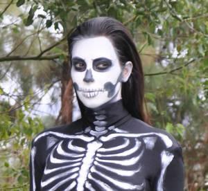 Kim Kardashian : ultra moulée dans son costume pour Halloween !