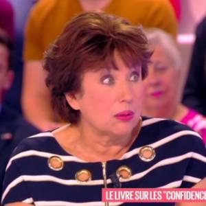 """Roselyne Bachelot expliquait sur le plateau du """"Grand 8"""", sur D8 ce mercredi 5 novembre 2014, être persuadée que Nicolas Sarkozy pense qu'elle est une """"connasse""""."""