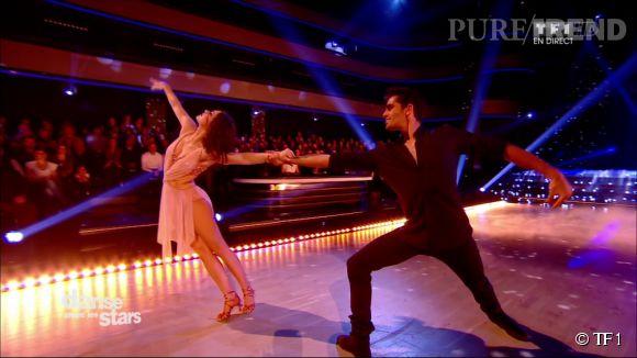 La semaine d'avant, Nathalie Péchalat et Christophe Licata avait déjà subjugué le jury avec une performance très sensuelle.