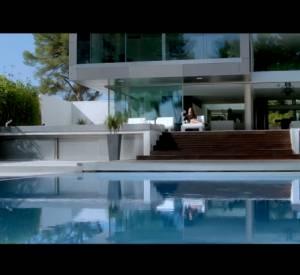 """Marion Cotillard dans le clip """"Snapshot of LA"""" de Dior."""