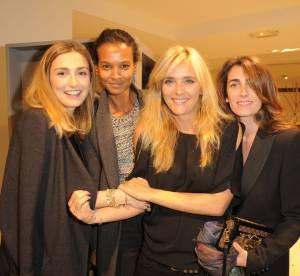 Julie Gayet, Laeticia Hallyday... à la soirée Stone X Bonpoint à Paris