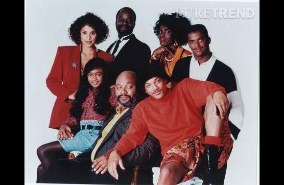 """De 1990 à 1996, Will Smith et la famille Banks dont Carlton ont animé le petit écran dans """"Le Prince de Bel-Air"""". Aujourd'hui, Alfonso Ribeiro a gagné la compétition """"Danse avec les stars"""" aux USA."""