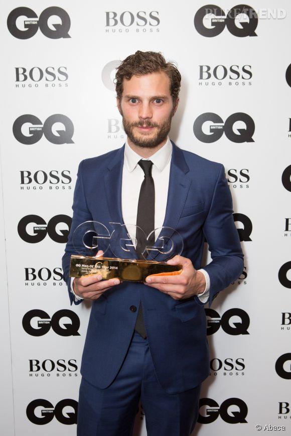 """Les beaux gosses de 2014 : Jamie Dornan, alias le beau Christian Grey dans """"Fifty Shades of Grey""""."""