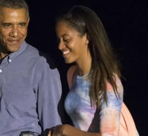 Malia Obama, première apparition sur les réseaux sociaux : scandale en vue ?