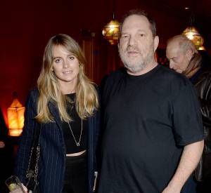 Cressida Bonas défendue par Harvey Weinstein dans les médias.