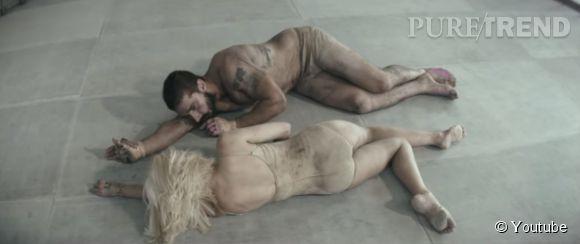 """Shia LaBeouf et Maddie Ziegler s'affrontent comme deux bêtes sauvages dans le clip de Sia, """"Elastic Heart""""."""