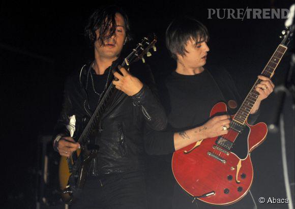 Pete Doherty et Carl Barât se sont retrouvés pour écrire des morceaux. L'espoir d'un nouvel album des The Libertines en 2015.