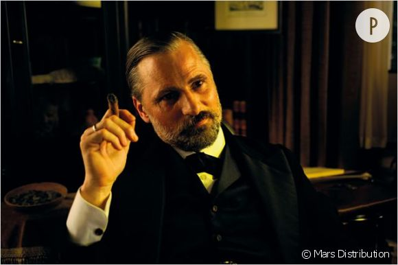 "Viggo Mortensen dans ""A Dangerous Method""."