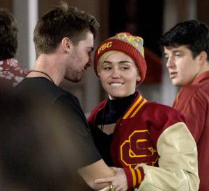 Braison et Christina sont ensemble depuis le mois de décembre dernier selon le site TMZ et se seraient rencontrés en novembre via Miley Cyrus et Patrick Schwarzenegger.