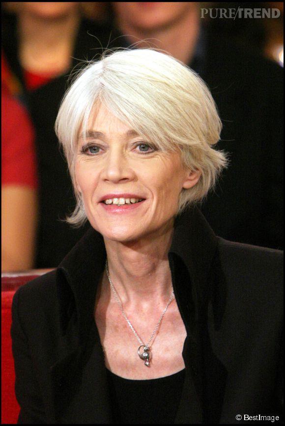 Françoise Hardy fête ses 71 ans aujourd'hui.