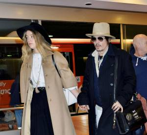 Johnny Depp et Amber Heard : ça y est, ils ne font plus qu'un !