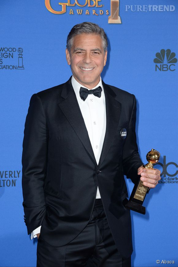 George Clooney aurait quelques semaines pour perdre ses kilos en trop.