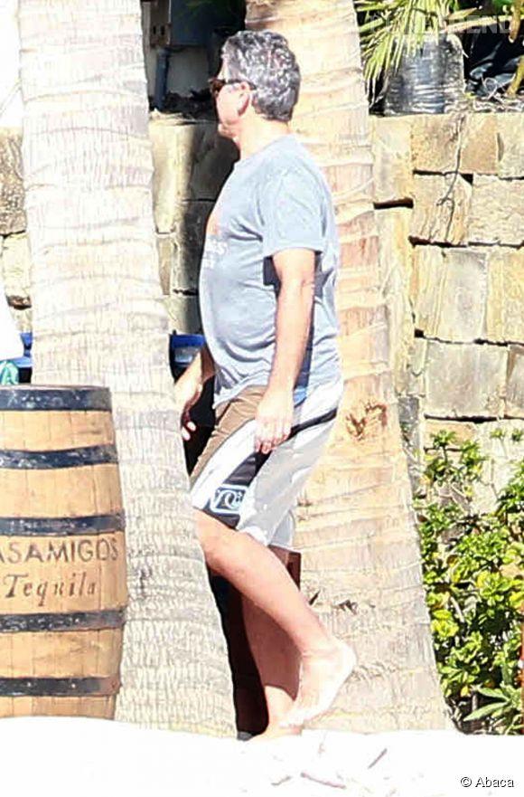 George Clooney : son régime tequila et tacos lui aurait fait prendre presque sept kilos.