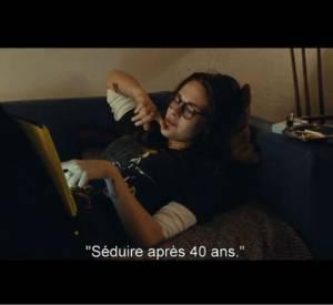 """Sils Maria"" avec Kristen Stewart."