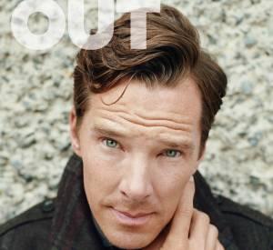 Benedict Cumberbatch, acteur engagé, il montait au créneau contre l'homophobie dans le magazine OUT.