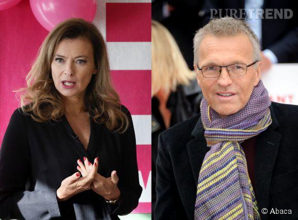 Valérie Trierweiler vs Laurent Ruquier : le clash Twitter !