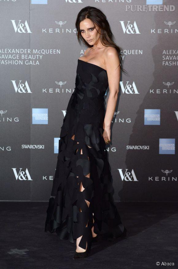 Victoria Beckham, est devenue la reine de la mode