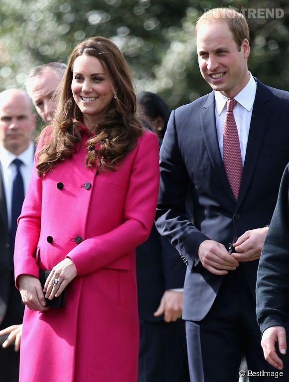 Kate Middleton et le prince William : leur bébé viendra-t-il au monde ce mercredi, pour leur quatrième anniversaire de mariage ?