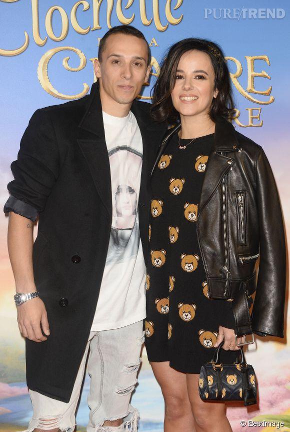 Alizée et Grégoire Lyonnet, un couple plus amoureux que jamais sous le soleil de Corse.