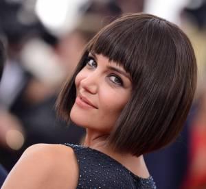 Katie Holmes : sublime au Met Ball avec son bob à la Mireille Mathieu