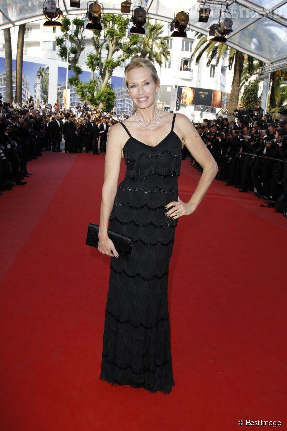 Estelle Lefébure au Festival de Cannes de 2012.