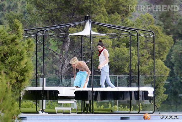 Kendall Jenner et Justin passent de plus en plus de temps ensemble.